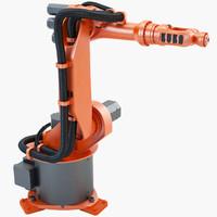 industrial robotic kuka kr max