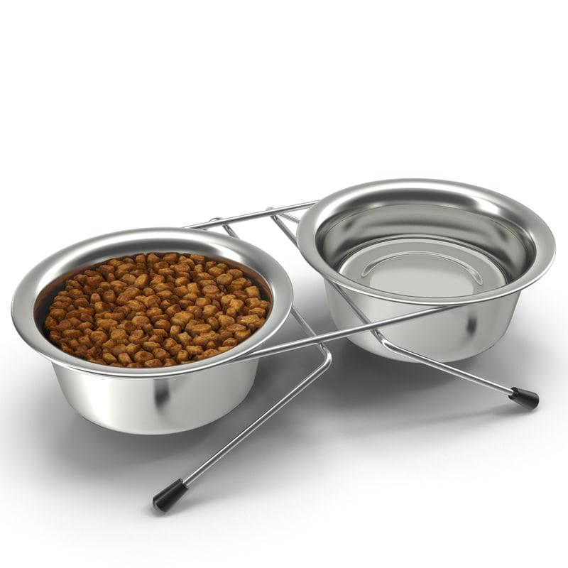 pet bowl 3d 3ds