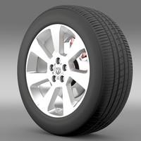 3ds max ram promaster city wheel