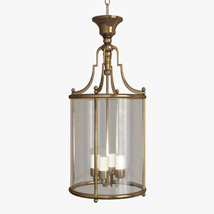 3d vaughan huntingdon lantern model