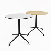 vitra belleville table 3d max