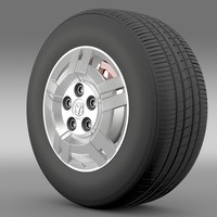 3ds max ram promaster wheel