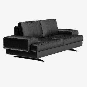 sofa derby 3d model