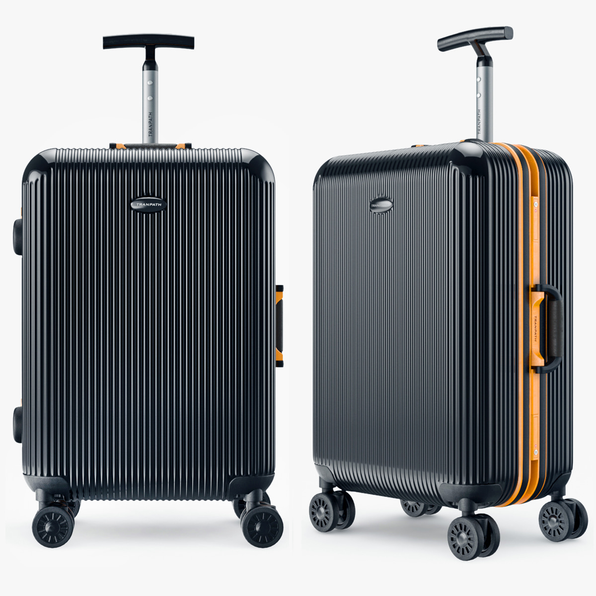 travel bag suitcase kingtrip 3d model