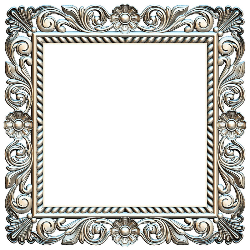 picture frames mirrors 3d max