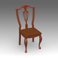 fbx kitchen chair