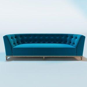 talay sofa 3d model