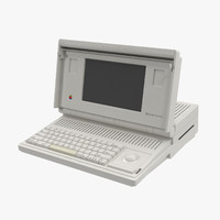 3ds max apple macintosh portable