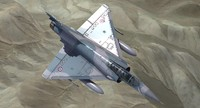 3d mirage2000b trainer french