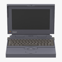 apple powerbook 170 3d max