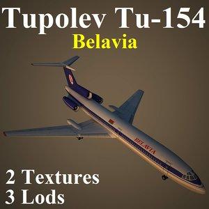 tupolev bru 3d max