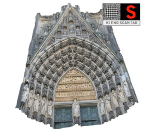 maya gothic architecture gate cathedral