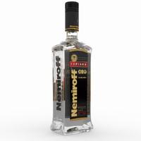 3d 3ds vodka nemiroff