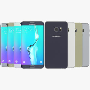 realistic samsung galaxy s6 3d 3ds