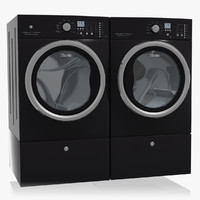 3ds electrolux washing machine dryer