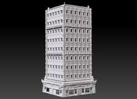 3d model of orient hotel