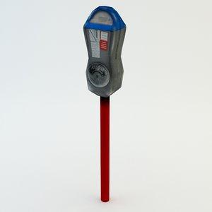 park meter max