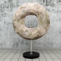 3d max stone