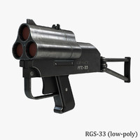 RGS-33 Special Grenade Launcher