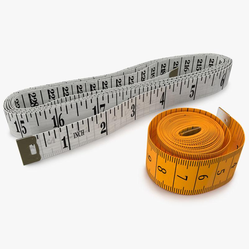3d model tailor meters 2 modeled