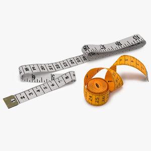 tailor meters 3d model