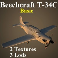 3d beechcraft basic