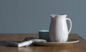 max rustic jug plate
