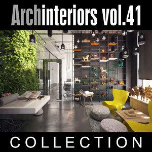3d model archinteriors vol 41
