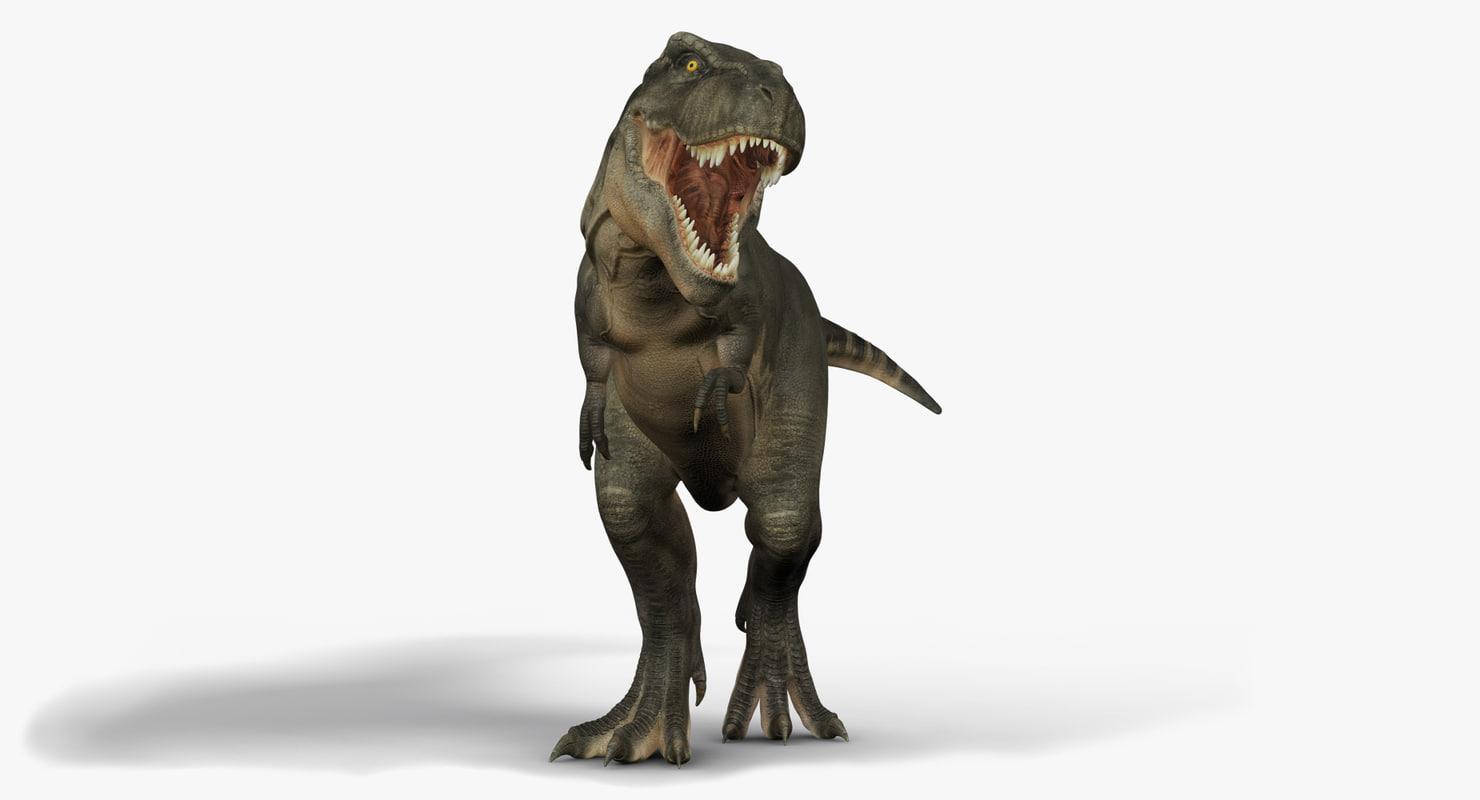 maya tyrannosaurus rex trex