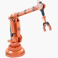 Industrial Robot 08