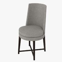 3ds max flexform feelgood chair