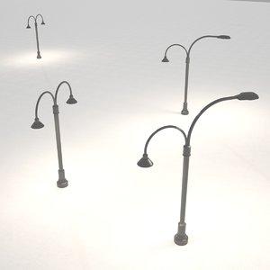max street lamps lights 2