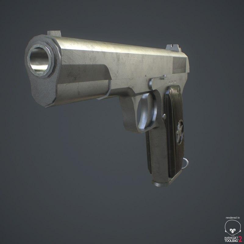 3d tt pistol