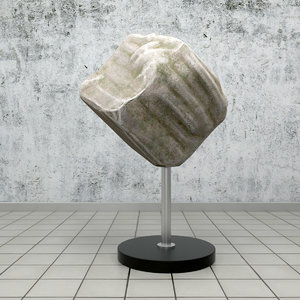 3d decor stone