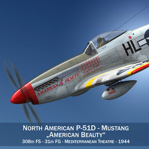 3ds max north american - beauty