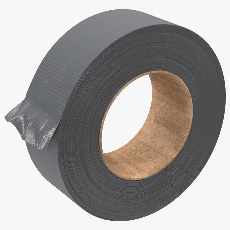 duct tape 3d 3ds