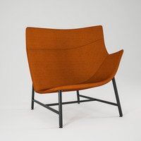 contemporary sofa 3d model