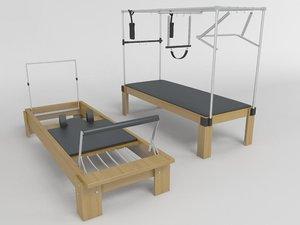 max pilates table cadillac