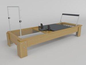 3d pilates table