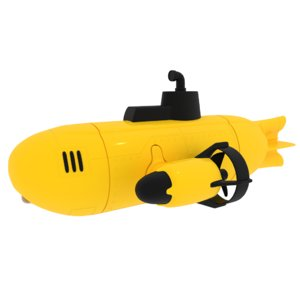 toy submarine 3d obj
