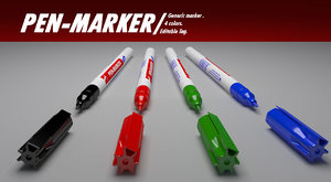 marker colors max