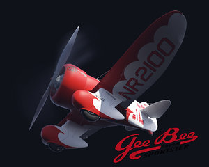 max gee bee r