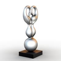 Sculpture  Swan