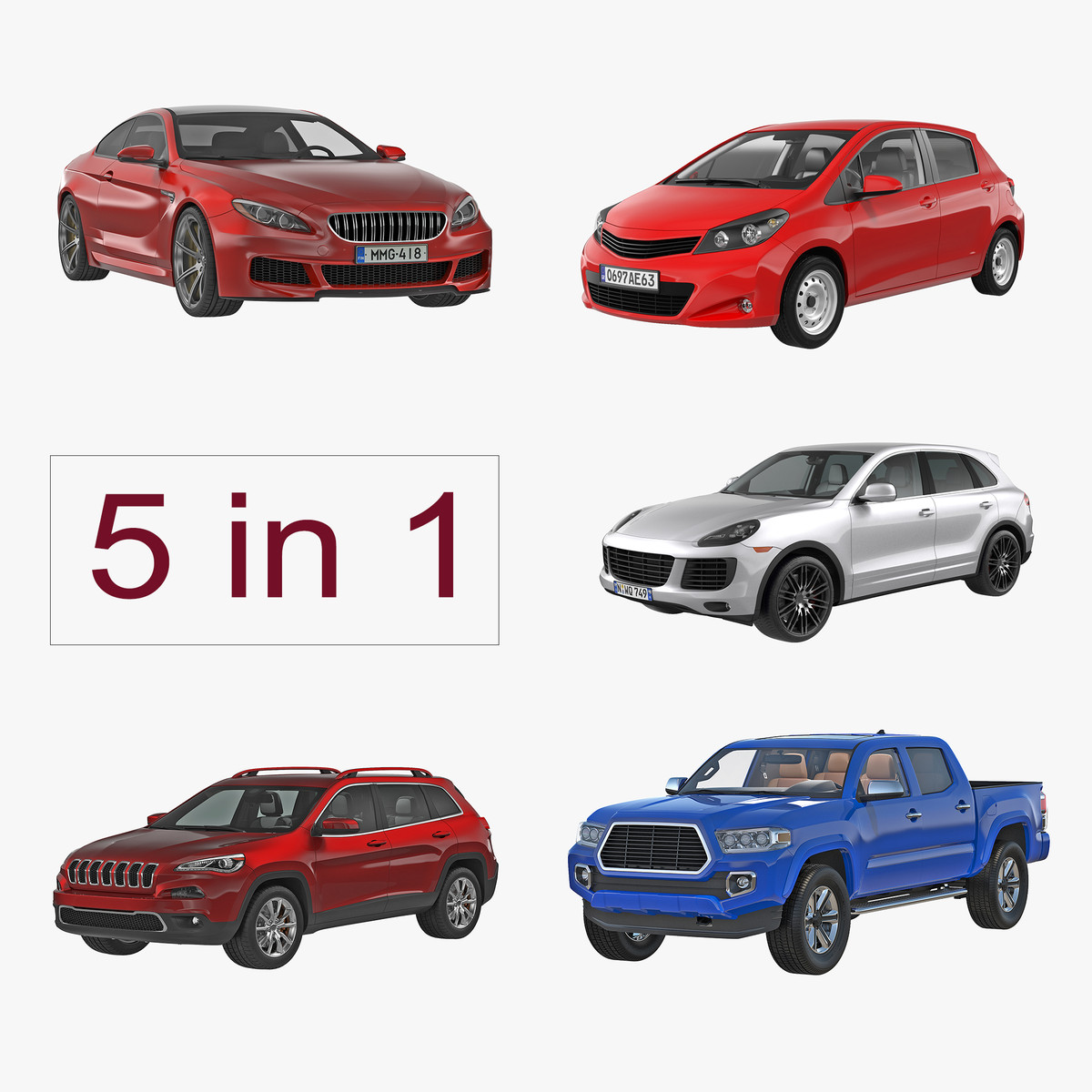 generic cars 2 max