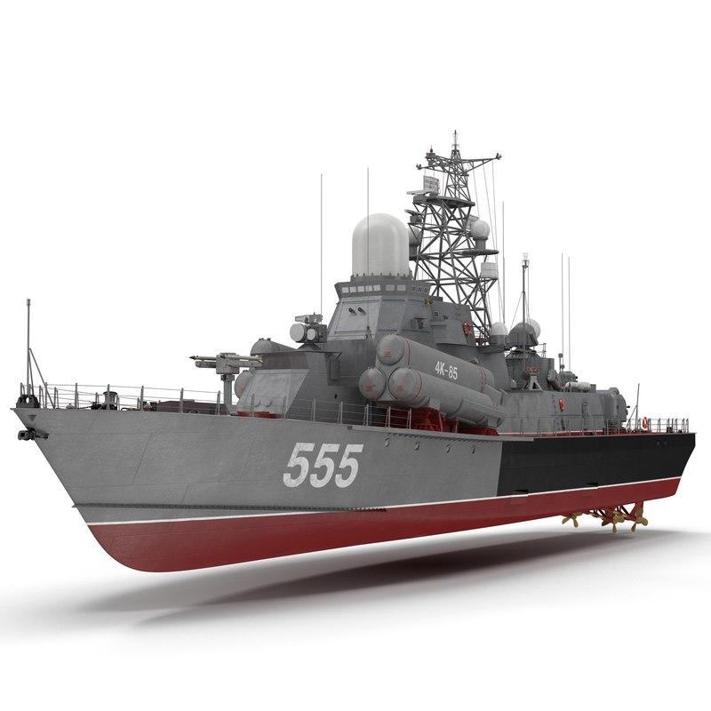 missile corvette soviet navy max