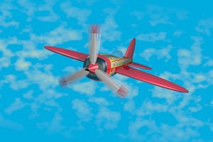 airplane obj free