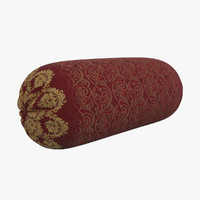 Pillow Bolster (Asian) 001