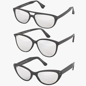 edward beiner eye 3d model