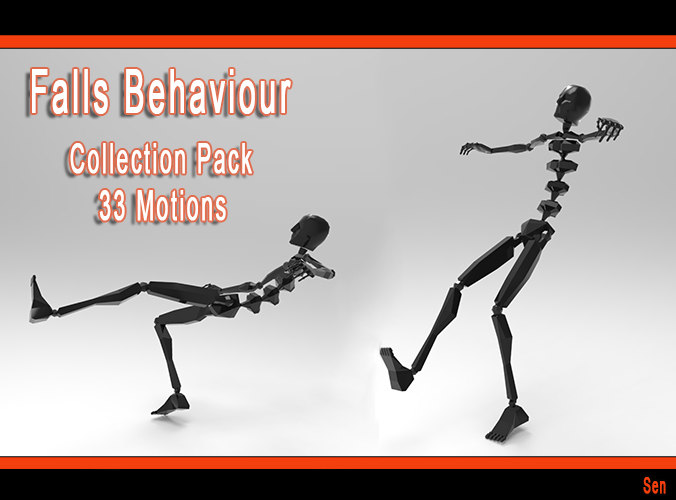 Falls Behaviour Collection Pack
