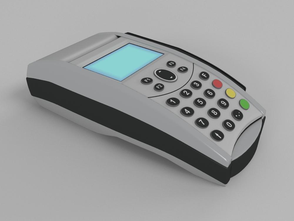 3d card machine